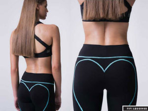 No Jiggle Fifi Leggings