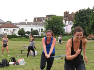 Fit Brit Collective Bootcamps