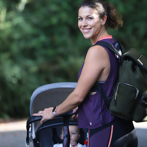 4 ways to MOVE FORWARD as a new mum