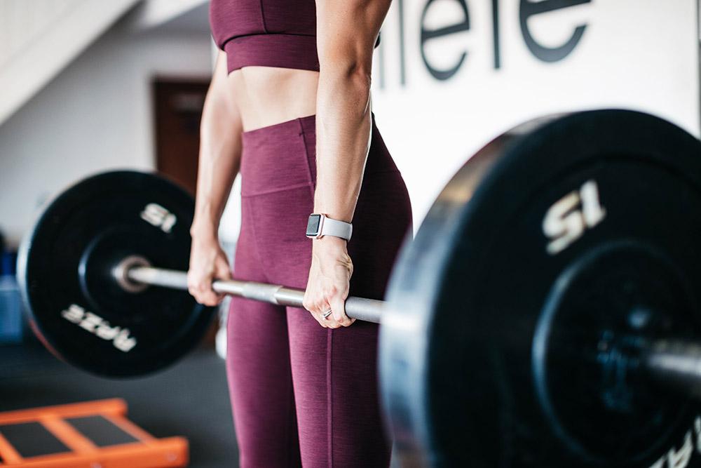 Dubai fitness classes stronger together
